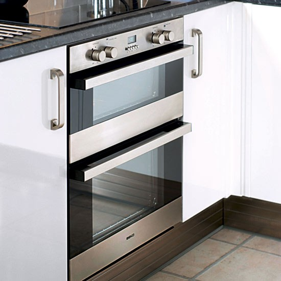 Double ovens are ideal for big families