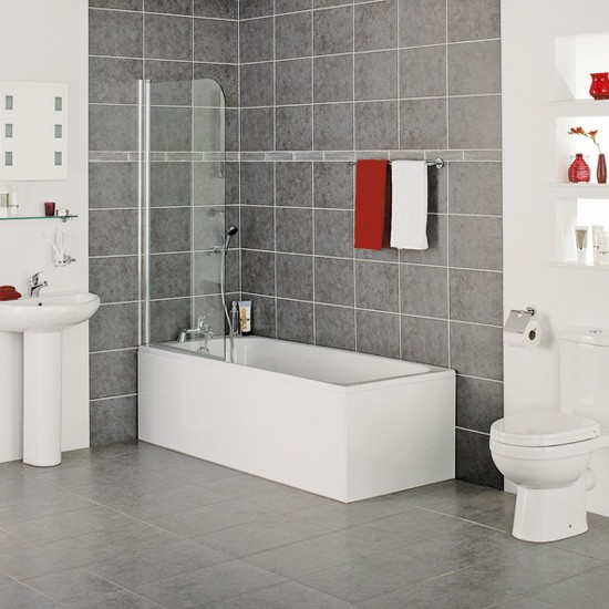 Budget bathroom suites Bathrooms PHOTO GALLERY Housetohome.co.uk