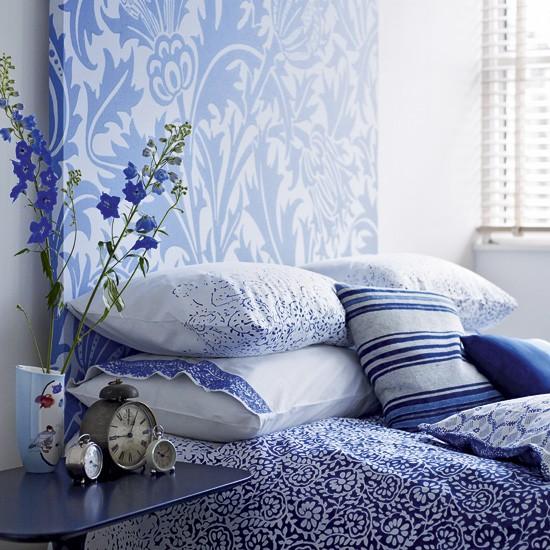 Quarto floral fresco | Decorando idéias | Imagem | Housetohome