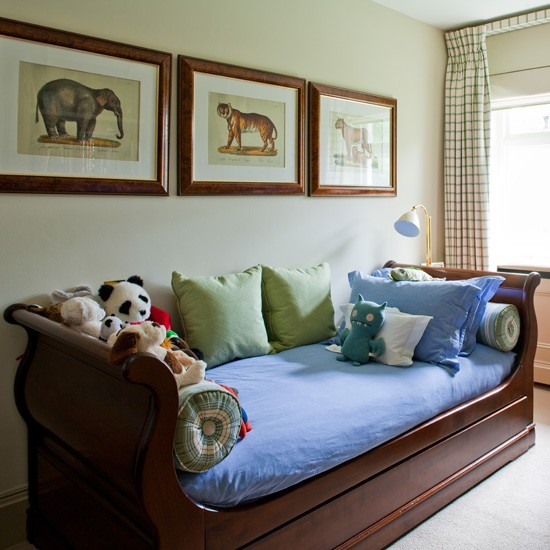 Traditional Child's Bedroom