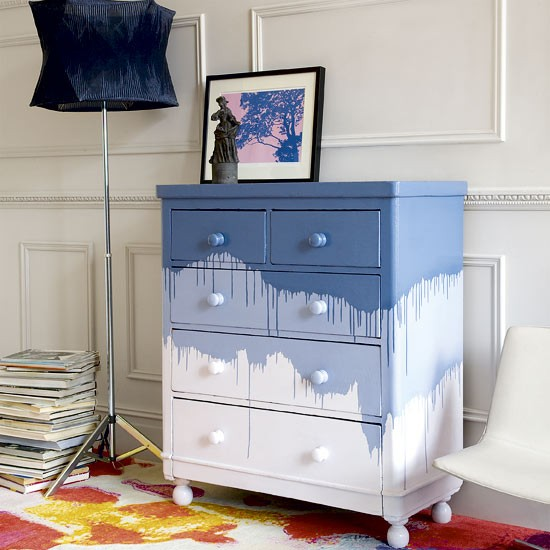 Update A Chest Of Drawers With Playful Paint How To Update A Chest Of Drawe