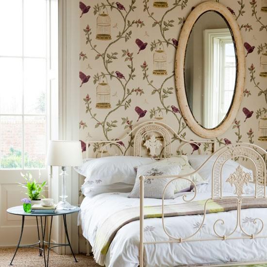 Pretty bedroom | Decorating ideas | Image | Housetohome