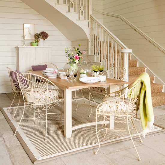 Hallway dining area | Dining room ideas | Image | Housetohome
