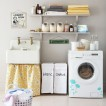 Retro laundry room