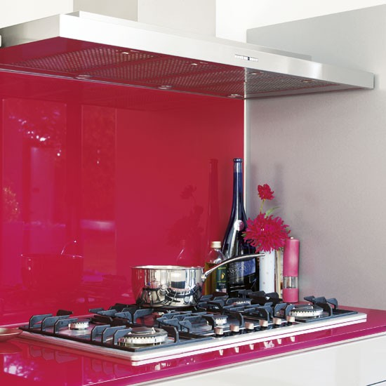Vibrant Kitchen | Kitchen ideas | Image | Housetohome