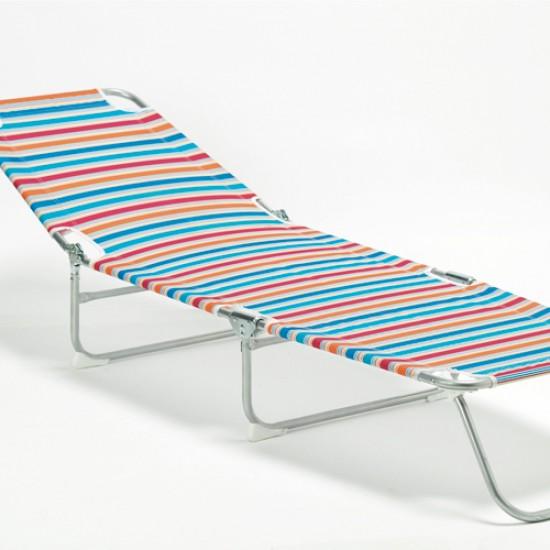 Calypso sun lounger from Homebase | Sun loungers | Garden furniture | PHOTO GALLERY