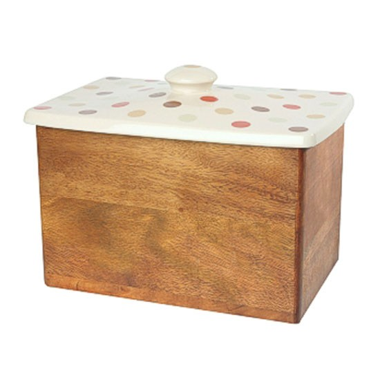 Best Flooring For Kitchens Uk ... Bread bins | Kitchen accessories | PHOTO GALLERY | housetohome.co.uk