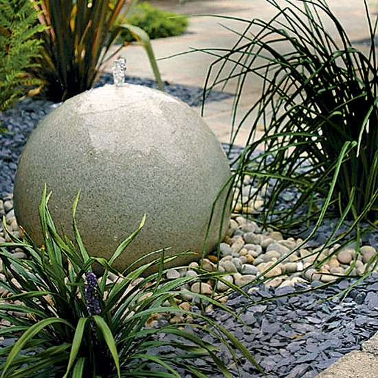 Garden Aggregates Ideas Living Interior Design Photos