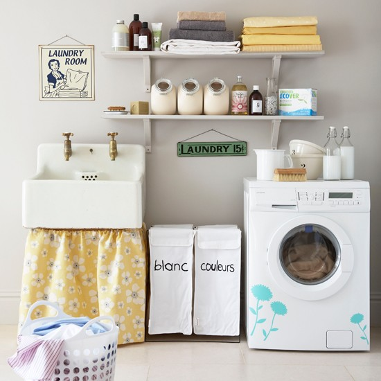 Vintage-look utility room | Utility rooms - best of 2011 | Laundry ...