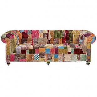 John Lewis Portia Medium Sofa Bed, Heather / Dark Leg by John