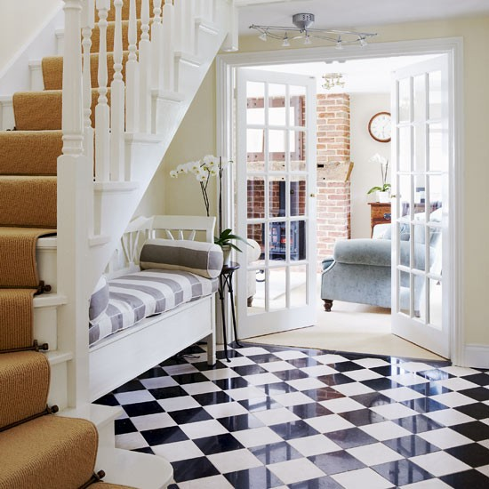 Stylish Entrance Hall Take A Tour Around Period style