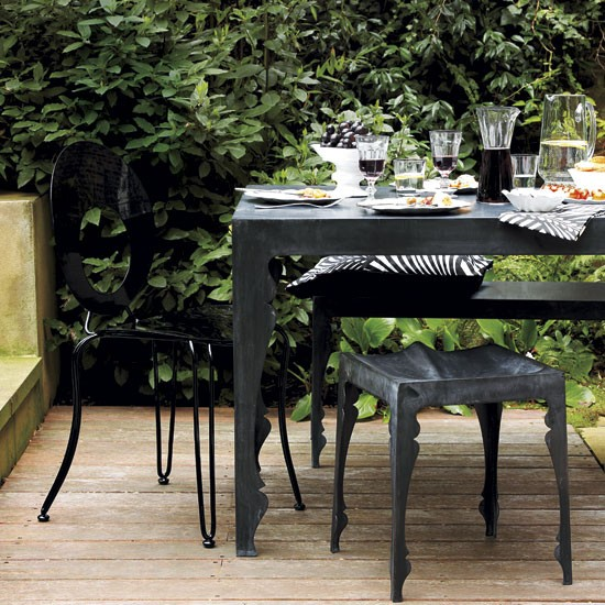 Garden ideas | Garden furniture | Contemporary garden furniture ...