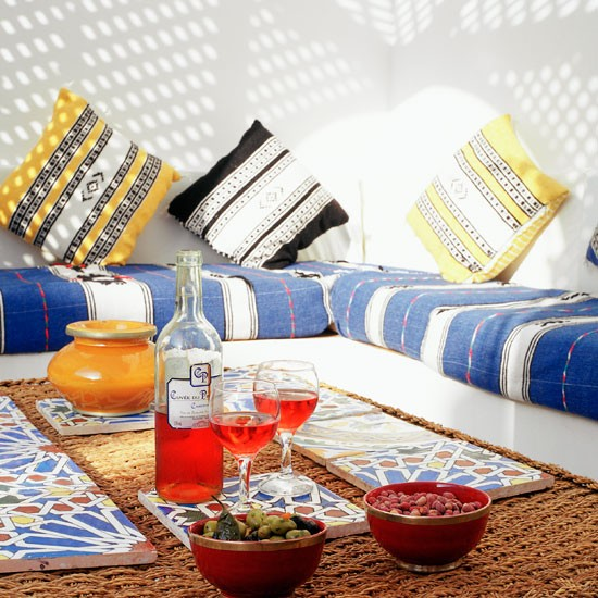 Low garden seating | Garden ideas | Image | Housetohome
