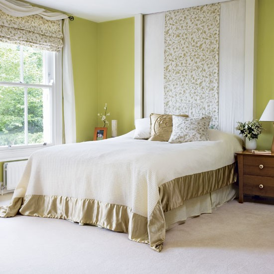 Nature Inspired Bedroom Colourful Bedroom Designs 10: nature bedroom
