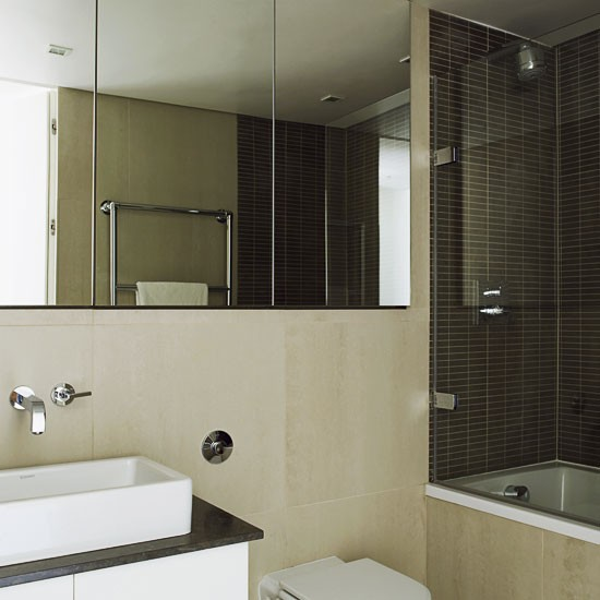 Bathroom | Small bathroom | Bathroom tiles | Bathroom ideas