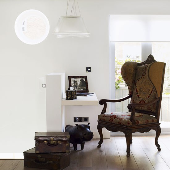 Cosy reading corner | Hallway ideas | Image | Housetohome