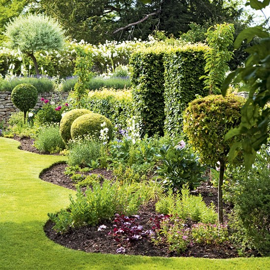 Flower Gardening Suggestions and Ideas Garden ideas   Ideas for gardens   Plants   Flowers   Gallery image ...