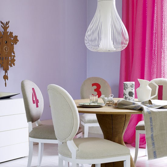 Quirky dining room dining furniture dining room for Quirky dining room ideas
