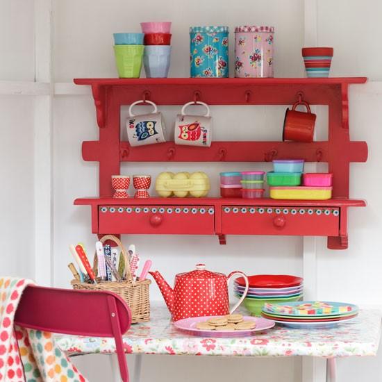 Colourful crockery for outdoor dining   Outdoor living   Garden   Design   PHOTO GALLERY   Housetohome.co.uk