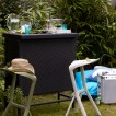 Alfresco garden bar
