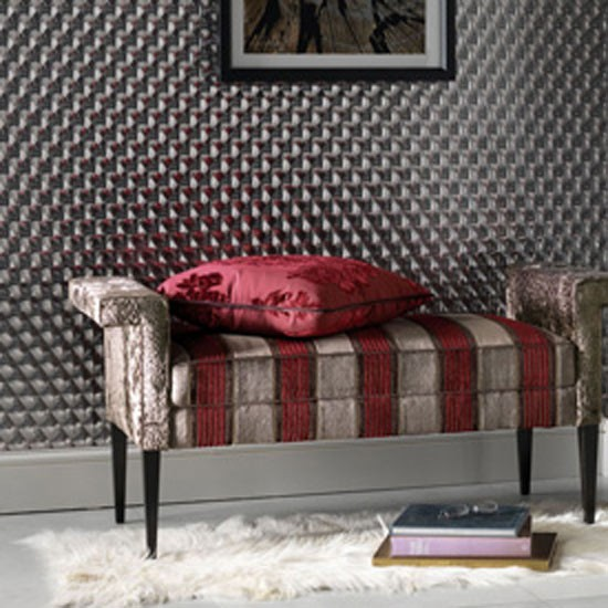 modern wallpaper from osborne little contemporary