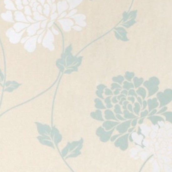 Floral Wallpaper From Laura Ashley Contemporary