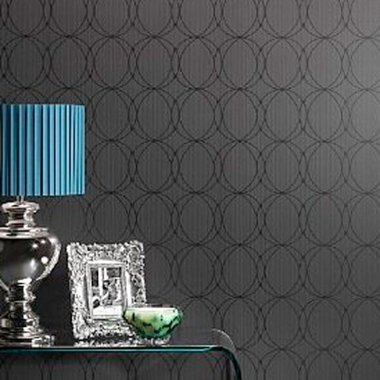 geometric wallpaper from m s contemporary wallpapers