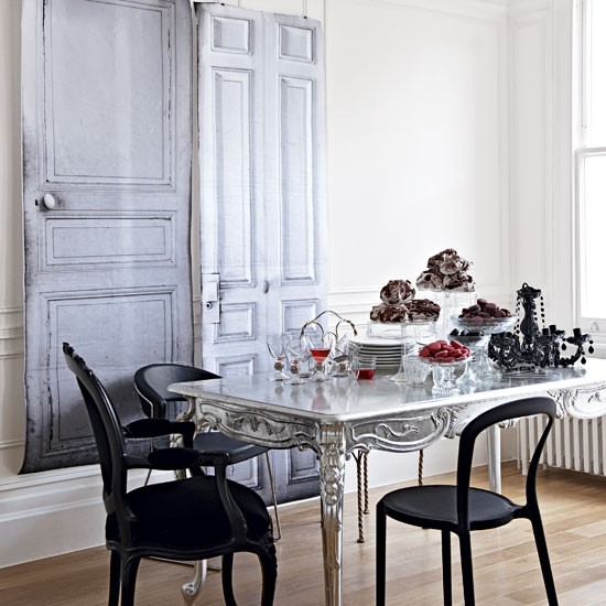 Contemporary dining room | Dining room furniture | image