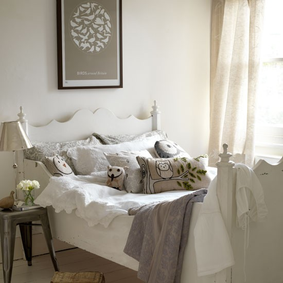 Natural-style bedroom | Bedroom decorating ideas | image