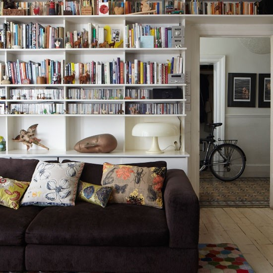 Living room storage   Living room designs   image