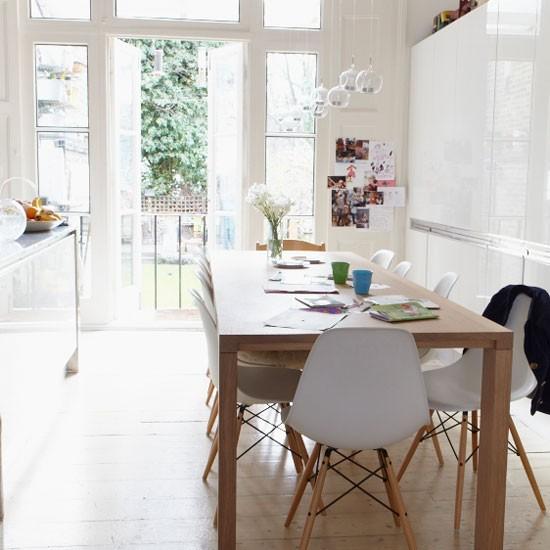 Minimalist dining room | Modern dining rooms | image