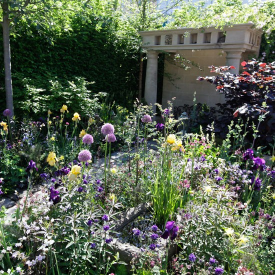 garden design ideas | gardens | video | image | housetohome.co.uk