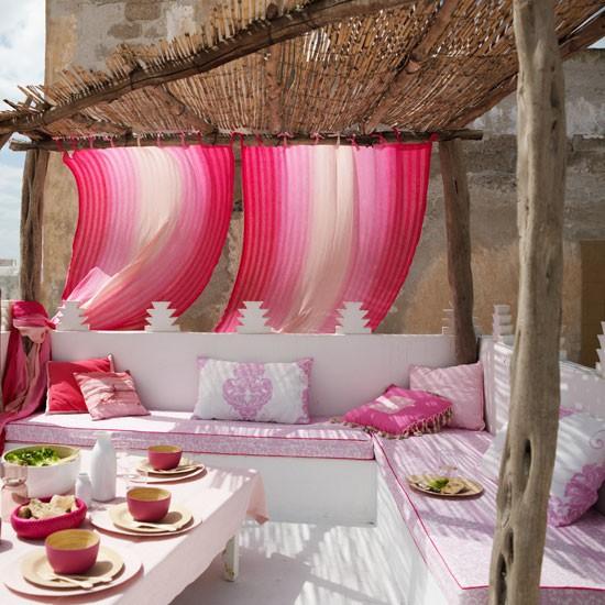 Opulent garden terrace | Roof terrace | Image | Housetohome