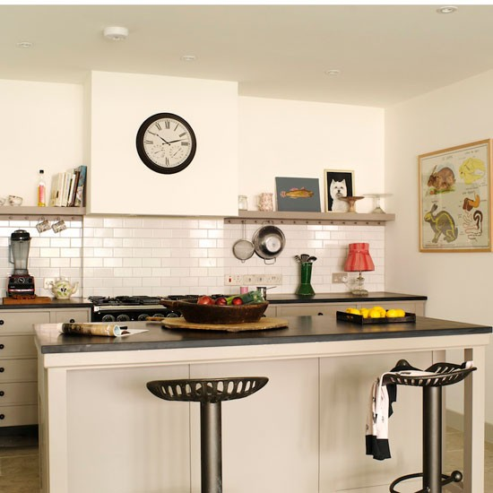 Retro style kitchen vintage kitchen designs kitchen - Vintage kitchen ...