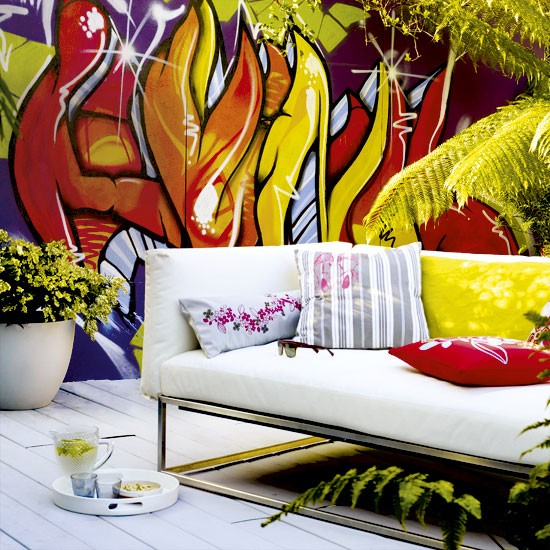 Garden Wall Art uk Garden Wall Art | Striking