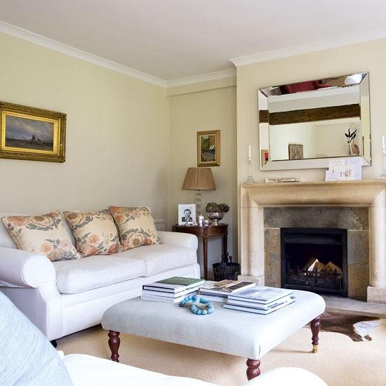 classic living room living room designs white sofas housetohome