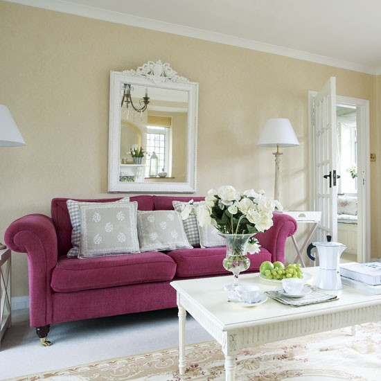 Inviting living room | Classic designs | Image | Housetonhome.co.uk