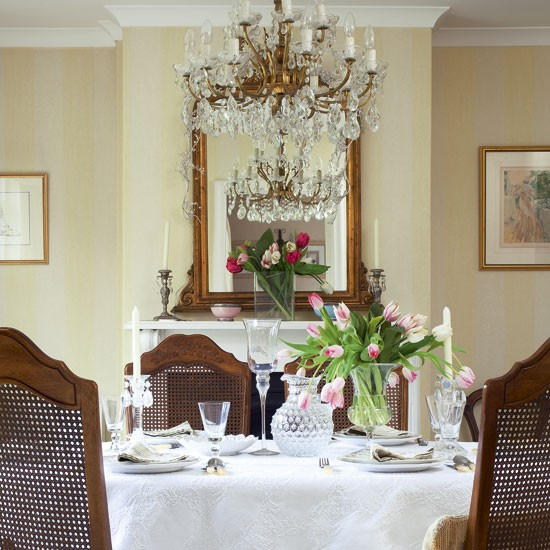 Opulent dining room | Dining room furniture | image