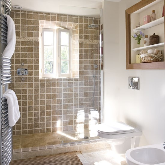 Simple Then, In The 1980s, We Suddenly Got Sick Of Bathrooms That Had Something To Say Ever Since Then, Weve Been Covering Our Bathrooms In Safe, Quiet Choices Such As Beige, Gray And Plain White A Neutral Bathroom  Bathroom Tile