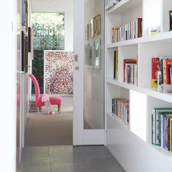Small Narrow Hallway Ideas: Smart Hallway Storage