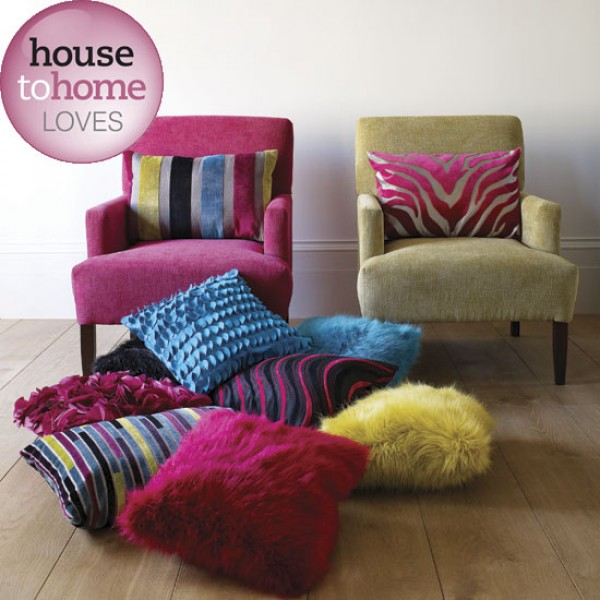Funky Cushions Cushion Collection Decorating Ideas