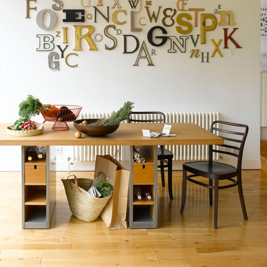 Dining room storage | Dining rooms | PHOTO GALLERY | Housetohome.co.uk