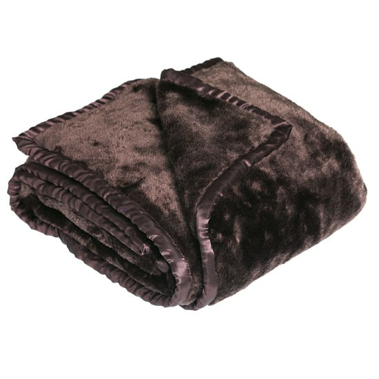 autograph faux fur throw from marks spencer decorative. Black Bedroom Furniture Sets. Home Design Ideas