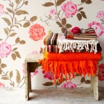 Floral bedroom wallpaper | Bathroom wallpaper | image