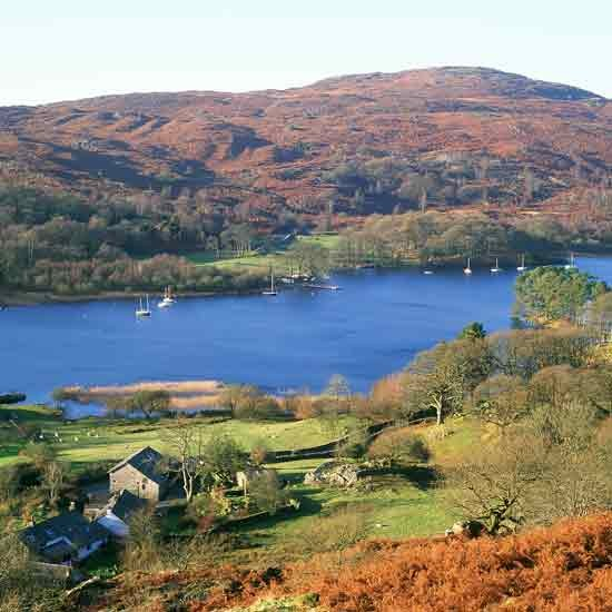 Best places to live | Lake District | Popular cities | PHOTO GALLERY | Housetohome.co.uk