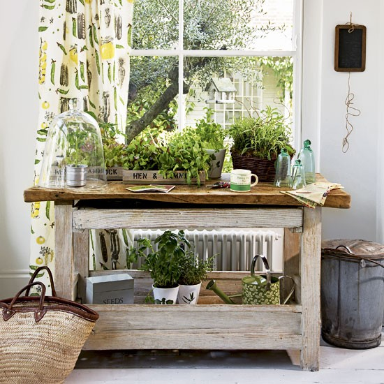 Garden work bench | Garden furniture | image