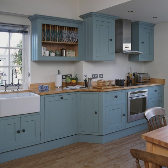 How to create a Shaker-style kitchen
