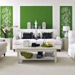 Green living room | Living room designs | Image | Housetohome.co.uk