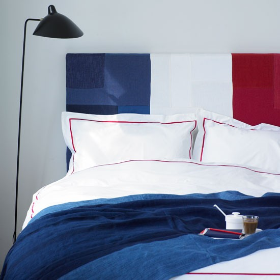 Contemporary French-inspired bed | Bedroom designs | Image | Housetohome.co.uk