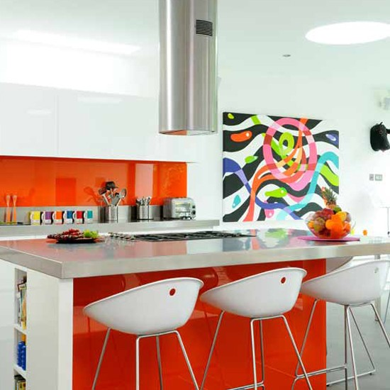 Kitchens | Colour schemes | Kitchen design | PHOTO GALLERY | Housetohome.co.uk